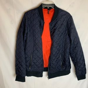 Bomber jacket navy M/L